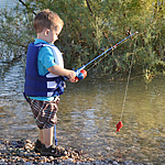 Learning to fish at Lake Mead