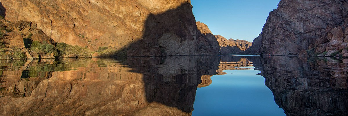 Black Canyon Springs - Lake Mead National Recreation Area