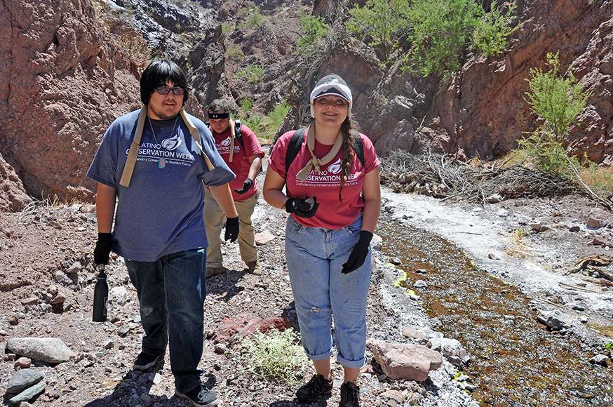 Latino Conservation Week 2016