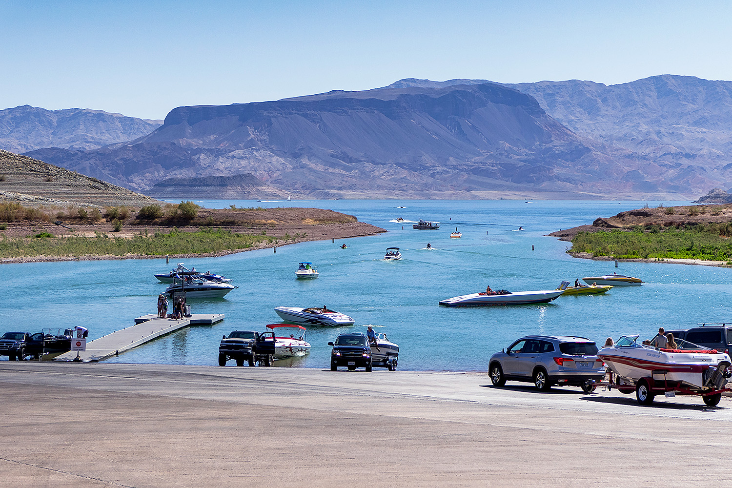 7.5 Million People Visited Lake Mead National Recreation Area in ...