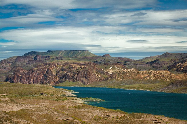 Mohave Water Trail - Lake Mead National Recreation Area