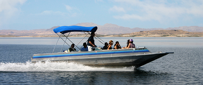 Boating Header Image