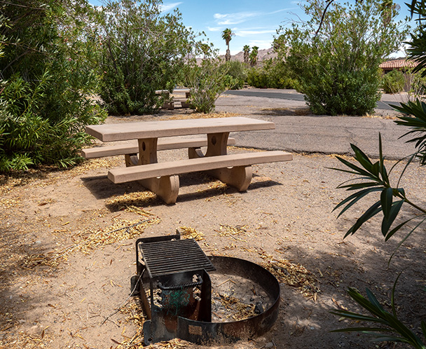 Callville Bay Campgrounds