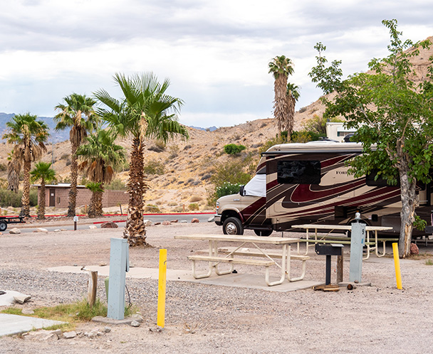 Cottonwood Cove RV Park