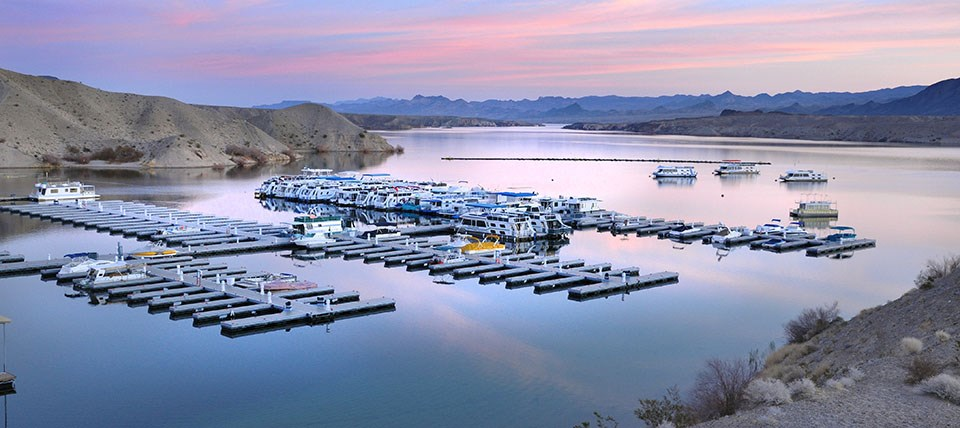Cottonwood Cove Marina