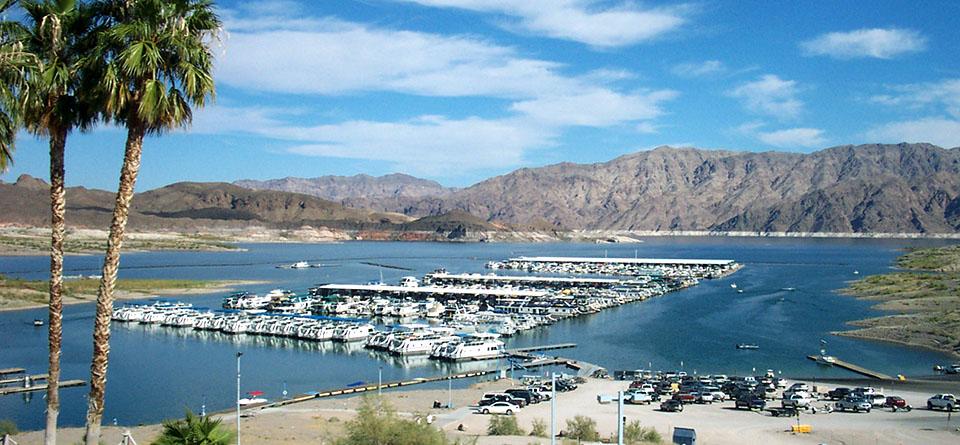 Marinas Lake Mead National Recreation Area U S