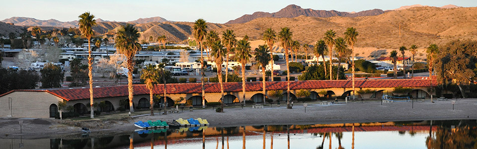 Cottonwood Cove Marina and Resort