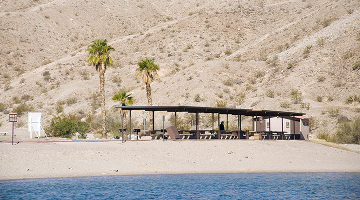 Lake Mohave Picnic Area