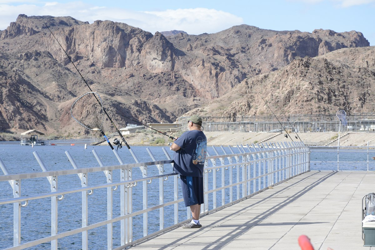 Fishing - Lake Mead National Recreation Area (U S  National Park