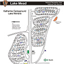 Photo of katherine landing campground map