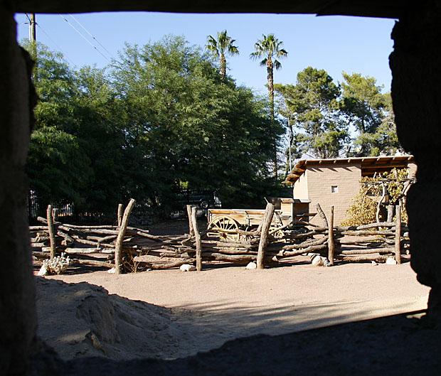 Mormon Fort