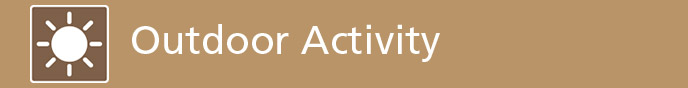 Image of Outdoor Activity Icon Link