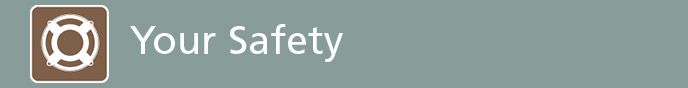 Image of Safety Icon Link