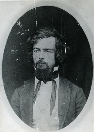 Photograph of Washington Territory Governor Isaac I. Stevens