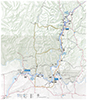 Click here for a printable map of Lake Roosevelt.