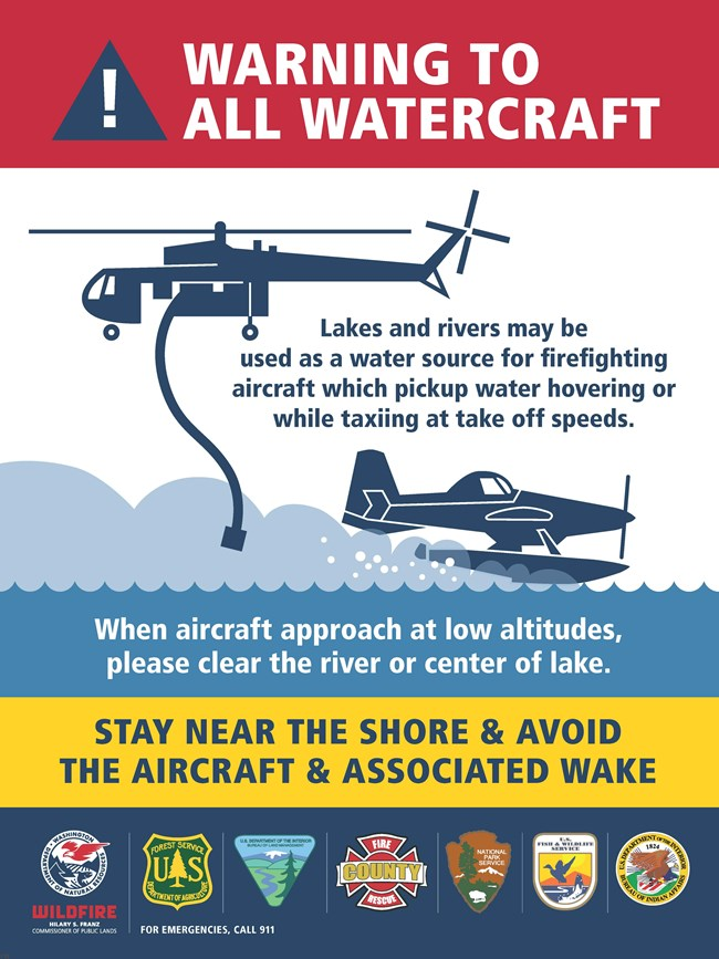 warning to all watercraft