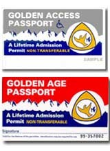 golden age and access passes