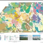 Geologic Map of Lassen Volcanic National Park and Vicinity