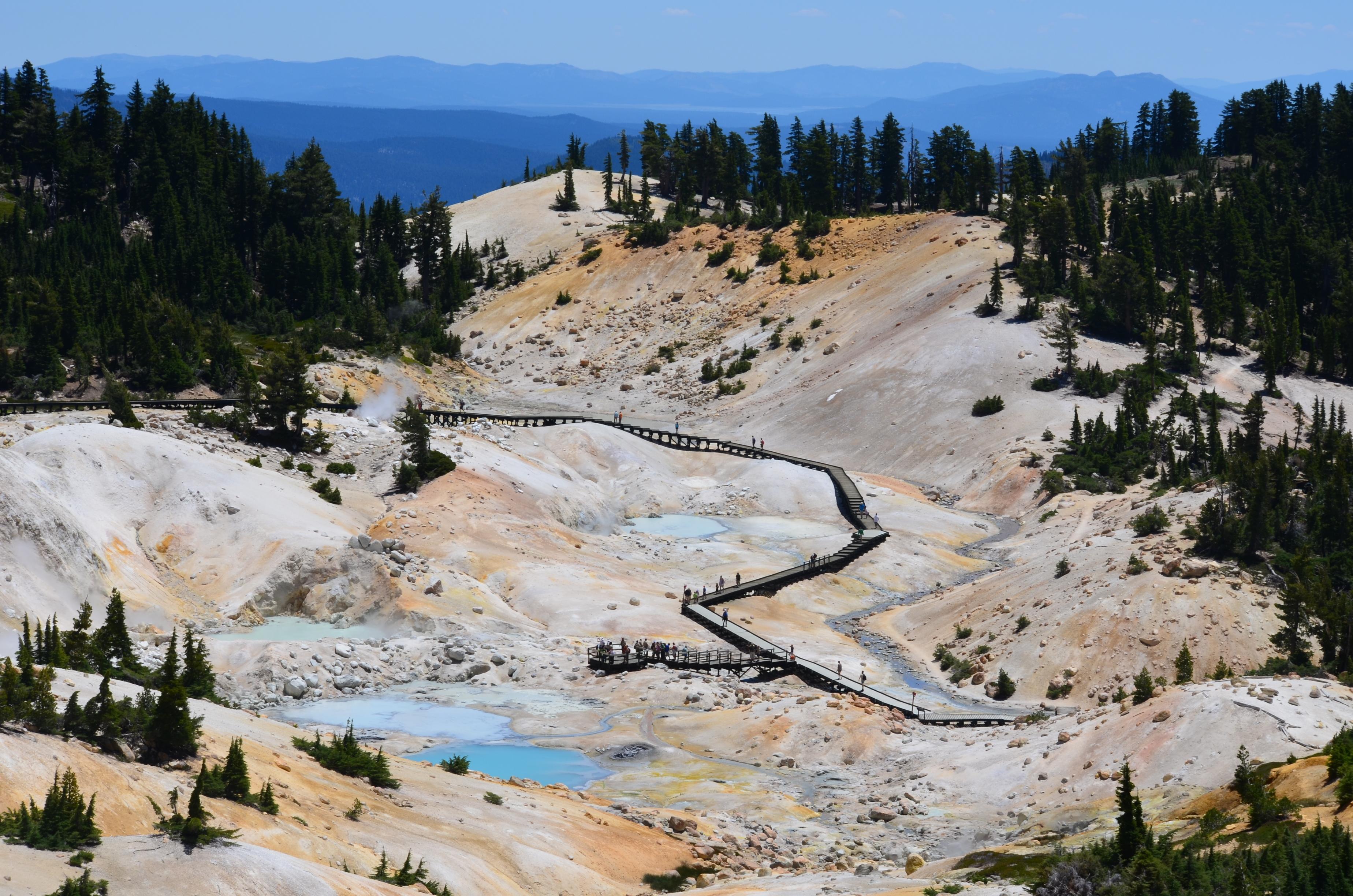 Lassen Volcanic National Park Looking for Input on Bumpass ...