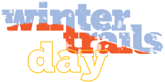 Winter Trails Day logo