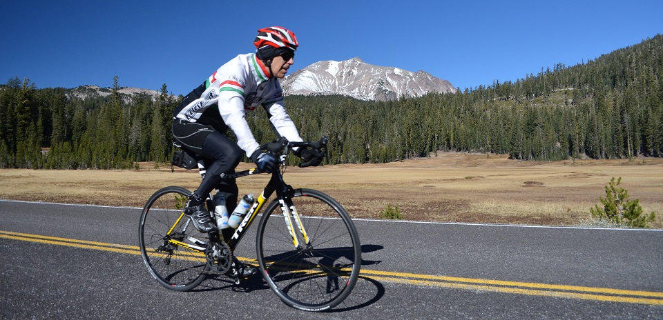 Biking - Lassen Volcanic National Park (U.S. National Park Service)