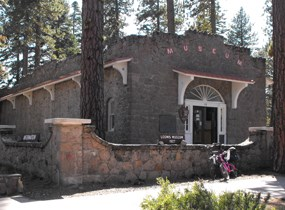 Loomis Museum at Manzanita Lake