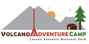 Volcano Adventure Camp logo