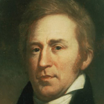 Portrait of William Clark by Charles Wilson Peale