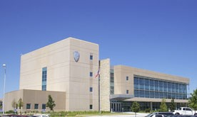 The Midwest Regional Office and Lewis and Clark NHT headquarters in Omaha, NE.