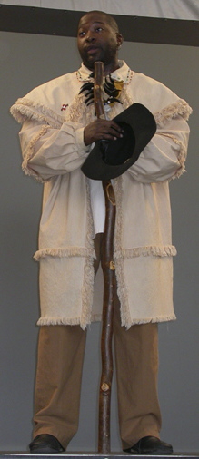 Hasan Davis as York.