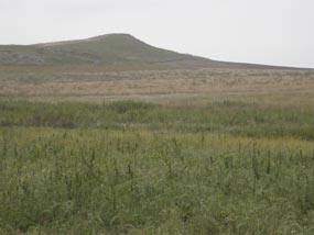 Spirit Mound located near Vermillion, SD.