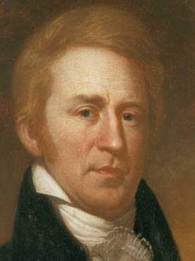 William Clark by Charles Willson Peale