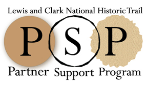 logo three circles one each around a P an S and another P for Partner Support Program