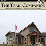 Spring 2014 Trail Companion cover in archive