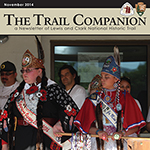 photo of tribal elders at the opening of the new tribal museum at Grand Ronde in Oregon
