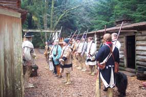 1955 Fort Clatsop Replica, in 2005