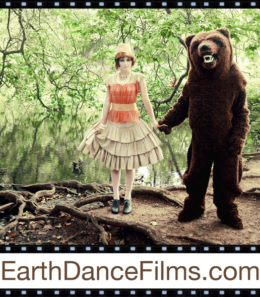 Film fest Earth dance logo