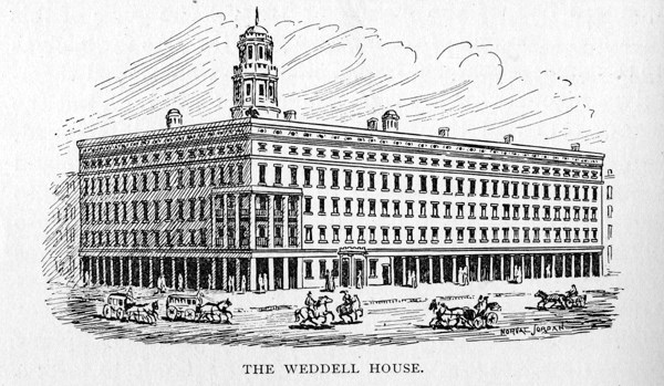 Cleveland Weddell House
