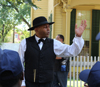 Lincoln Home NHS Park Ranger Living History Presentation