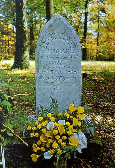 Nancy Hanks Lincoln Grave