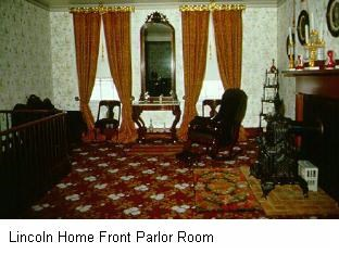 Lincoln Home Parlor