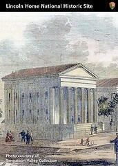 Illustration of Sangamon County Courthouse