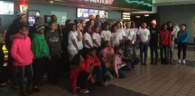 Selma film event 2015