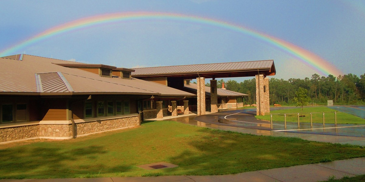 canyon center rainbow