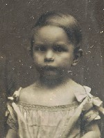Erny Longfellow as a small boy of four, c. 1849