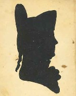 Peleg Wadsworth silhouette 1784
