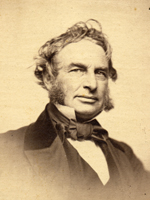 Henry Wadsworth Longfellow, 1855.