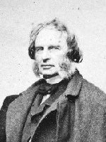 Henry Wadsworth Longfellow, 1860.