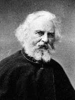 Henry Wadsworth Longfellow, 1870.