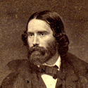 James Russell Lowell, professor, diplomat, and abolitionist.